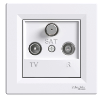 EPH3500121  Розетка TV-R-SAT оконечная (1 дБ)