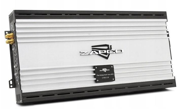 Усилитель Zapco Z-400.2 SP