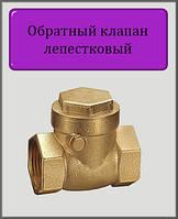 """Обратный клапан 1"""" лепестковый"""