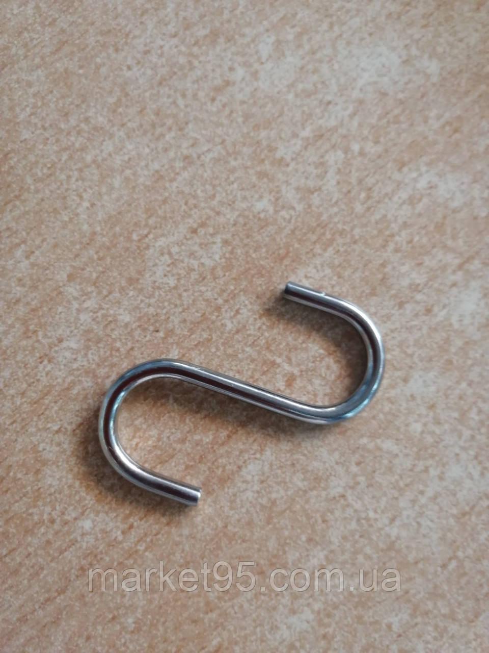 Крючки на рейлинг 16 трубу