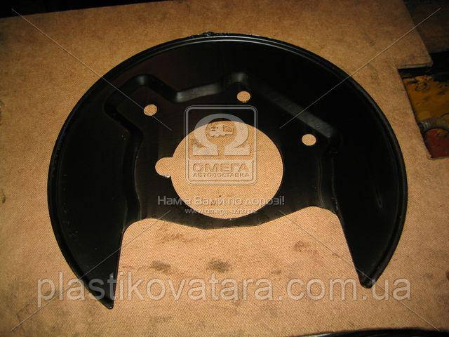 Щит тормоза ГАЗ 3302 передн. левый (пр-во ГАЗ) 3302-3501015