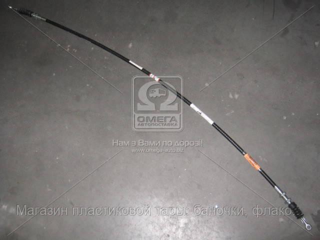 Трос ручного тормоза ГАЗ 3302,2705 передн. (1390мм) (ДК) 3302-3508068-03