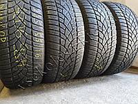 Зимние шины бу 225/55 R16 Dunlop
