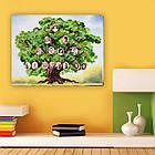 Набор для вышивки бисером Родовое древо (33 х 40 см) Абрис Арт AB-697, фото 2
