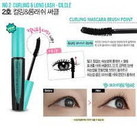 Тушь TONY MOLY DELIGHT CIRCLE LENS MASCARA подкручивающая