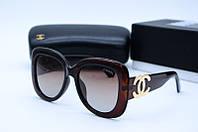 Солнцезащитные очки Chanel 4406 коричневые, фото 1