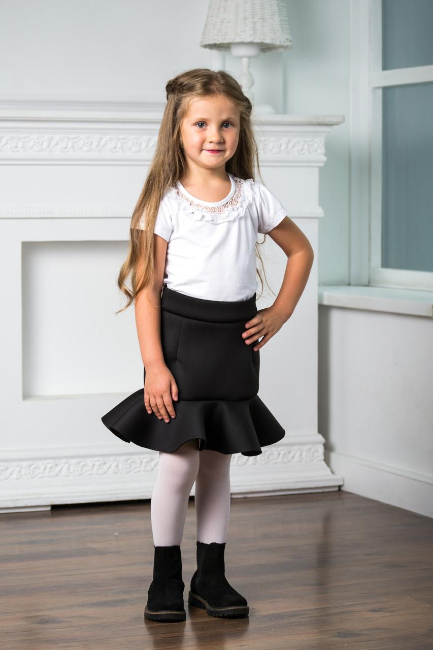 Школьная блузка для девочки Школьная форма для девочек BLUELAND Турция 8488