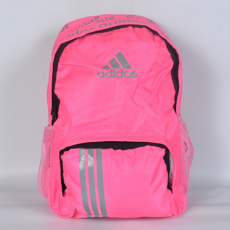 0fa68cb8dd7d Женский спортивный рюкзак Adidas (розовый), цена 446 грн., купить в ...