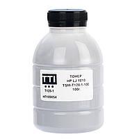 ТОНЕР HP LJ 1010 ФЛАКОН 100 г (T128-1) (TSM-T128-1-100) TTI