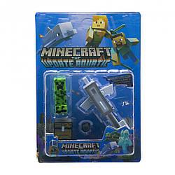 """Ігровий набір """"Підводний Майнкрафт: Кріпер"""""""