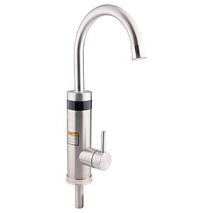 Смеситель (кран) для кухни с нагревом воды Q-tap Elterna NKS 737