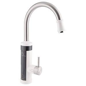 Смеситель (кран) для кухни с нагревом воды Q-tap Elterna CRW 337