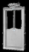 Щитовий затвор (Шандор)  D=600 мм, фото 2