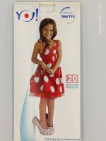 Колготи дитячі Yo Польща 4301 Для дівчаток