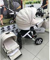 Детская универсальная коляска 2 в 1 Adamex Neonex Pik 25