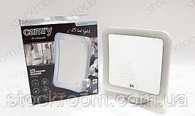 Зеркало косметическое Camry CR 2169 для ванной комнаты на присоске