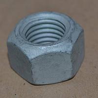 Гайка метрическая шестигранная ГОСТ 5927-70 М12