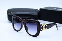 Солнцезащитные очки Chanel 4407 синие, фото 1
