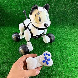 Интерактивная собака робот с множеством функций