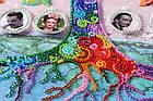 Набор для вышивки бисером Семейное дерево (33 х 40 см) Абрис Арт AB-698, фото 3