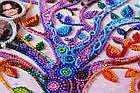 Набор для вышивки бисером Семейное дерево (33 х 40 см) Абрис Арт AB-698, фото 6