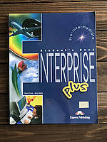 Книга с английского «Enterprise student's book Intermediat 4» Express publishing Virginia Evans, Jenny Dooley