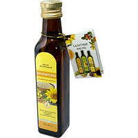 Масло салатное «Богатырское» Арго (горчичное, льняное, подсолнечное, кунжутное масло, кальций, железо, фосфор), фото 1