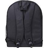 Рюкзак  молодежный Bagland городской 17 л. черный камуфляж, фото 4
