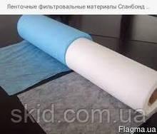 Спанбонд (нетканий матеріал, покриття) 0,8*100