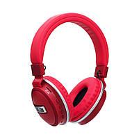 Блютуз Стерео Гарнитура JBL 560BT Цвет Красный