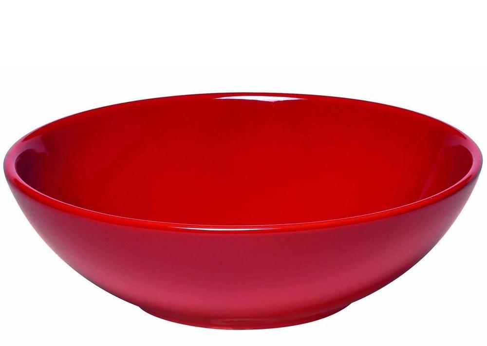 Салатник Emile Henry 22 см красный 342122