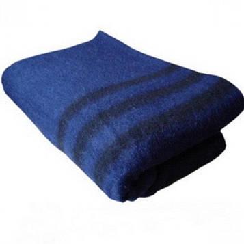 Одеяло полушерстяное солдатское