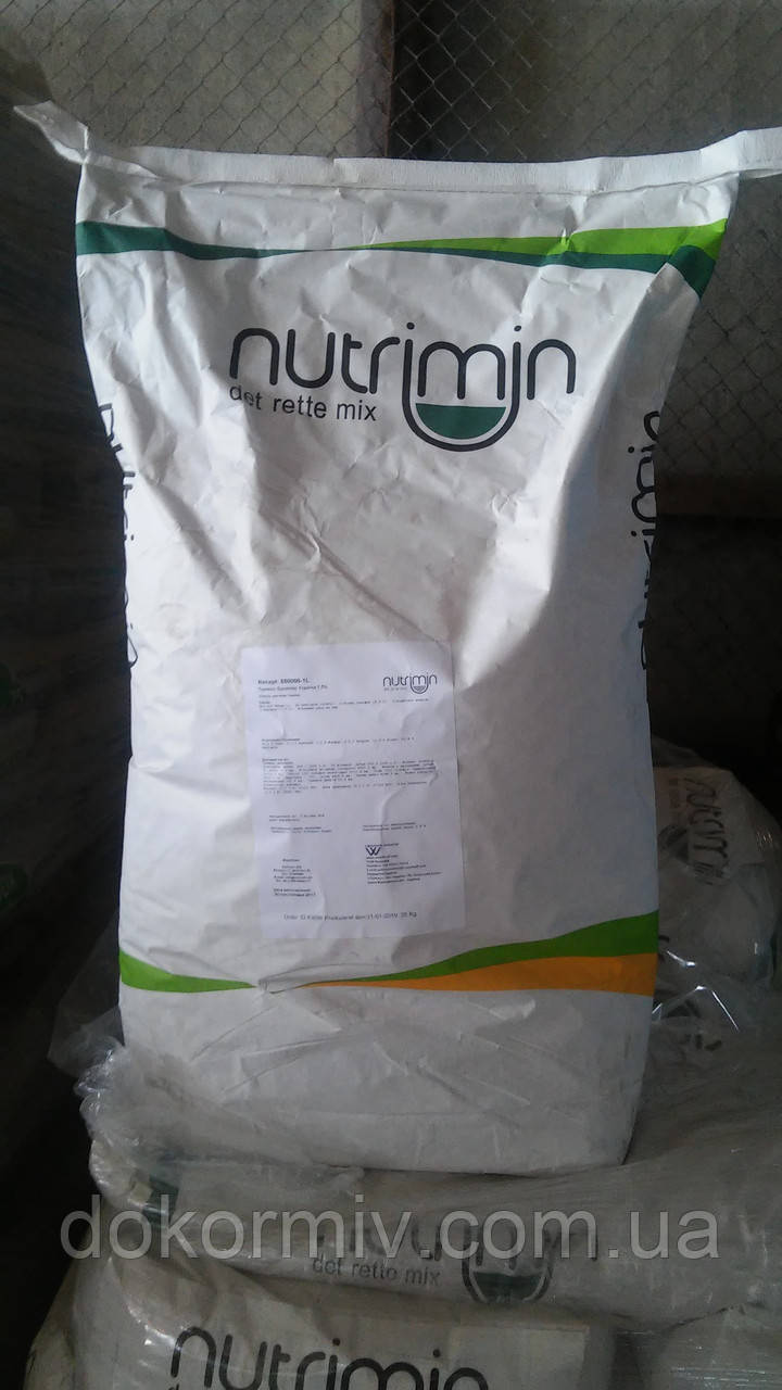 Премикс для дойных коров 1,5% (витаминно-аминокислотная добавка в корм)