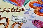 Набор для вышивки бисером Сделаны из чуда (28 х 34 см) Абрис Арт AB-699, фото 5