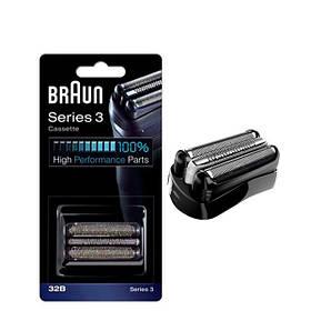 Сітка і ріжучий блок (картридж) Braun 32B Series 3 для чоловічої електробритви ЄС