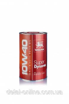 Масло моторное Wolver Super Dynamic 15W-40 API SJ/CF-4/CF 1л