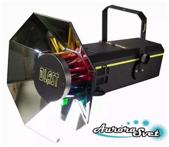 Светоэффект 24V/250W. Дискотечне обладнання.