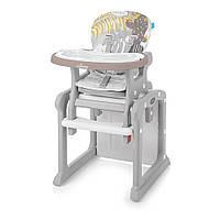 Стульчик для кормления Baby Design Candy / Beige (09) new, фото 1