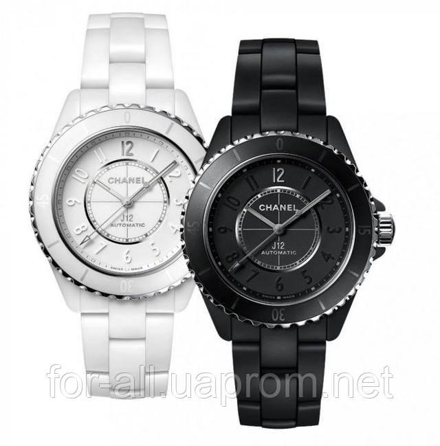Фото Женские наручные часы Chanel J12 Phantom