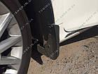 Брызговики Toyota Camry V50 2011-2014 ( комплект 4 шт ), фото 3