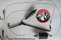 Оснастка Barracuda Сом скользящий крючок