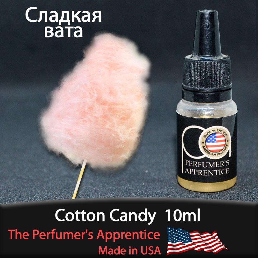 Ароматизатор TPA (TFA) Cotton Candy (Сладкая Вата) 10мл