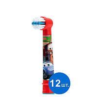 Насадки Oral-B Stages Power EB10 Тачки ЕС детские 12 шт.