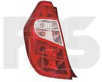 Фонарь задний для Hyundai i10 '07-13 левый (DEPO)