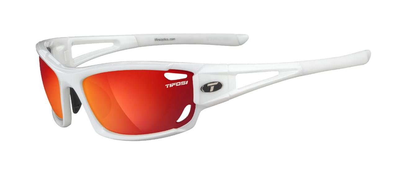 Окуляри Tifosi Dolomite 2.0 Pearl White з лінзами Clarion Red / Ac Red / Clear