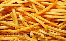 Фритюрниця для смаження картоплі фрі 60 кг/год Abar