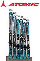 Гірські лижі Atomic Punx Blue Б/У 150