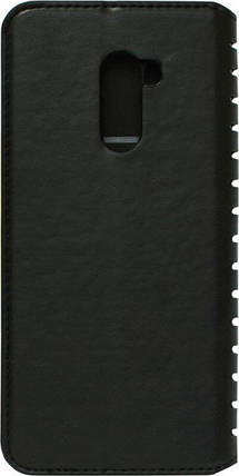 Чехол-книжка Xiaomi Pocophone F1 black Leather Folio, фото 2