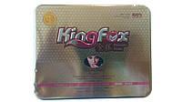 Возбуждающие капли для женщин King Fox / Королевская Лисица (9 флаконов)