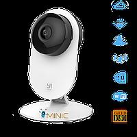 Wi-Fi IP мини камера видеонаблюдения Yi Home Camera 1080p YI-87025, фото 1
